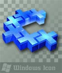 Microsoft C++ - Icon by ssx