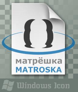 Matroska File - Icon