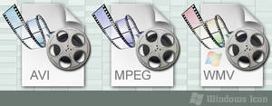 Media Filetypes - Three Pack