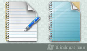 Windows Word Processing - Icon