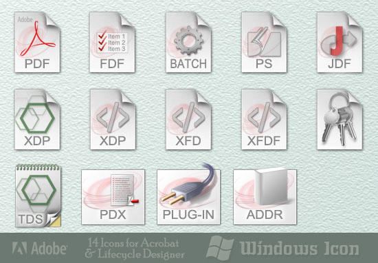 Complete Acrobat Filetypes by ssx