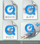 Complete Quicktime Filetypes