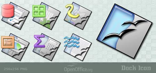 O97 - OpenOffice - Dock by ssx