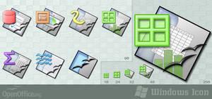 O97 - OpenOffice - Icon