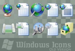 ArcGIS - Icons - OLD VERSION by ssx