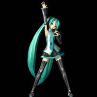 |MMD|Magical Mirai Hatsune Miku|UPDATED DL| by Animation--Freak