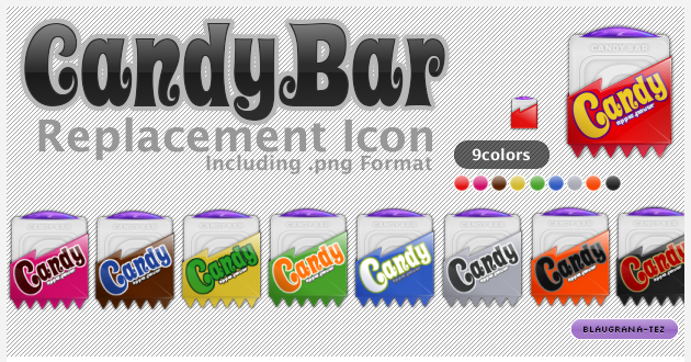 Candybar Colors by blaugrana-tez