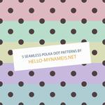 Polka Dot Pattern 1