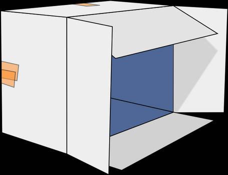 Tipped Box