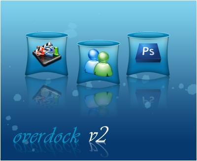 overdock icons V2 by neochamber