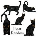 More Bast Renders