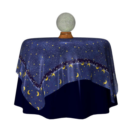 Seer's Table - blue by TexelGirl-Stock