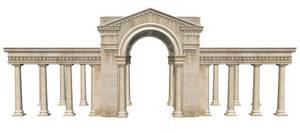 Greco-Roman Building