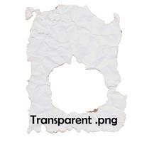 Torn Paper - transparent