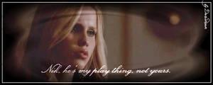 Rebekah's Quotes [TVD]
