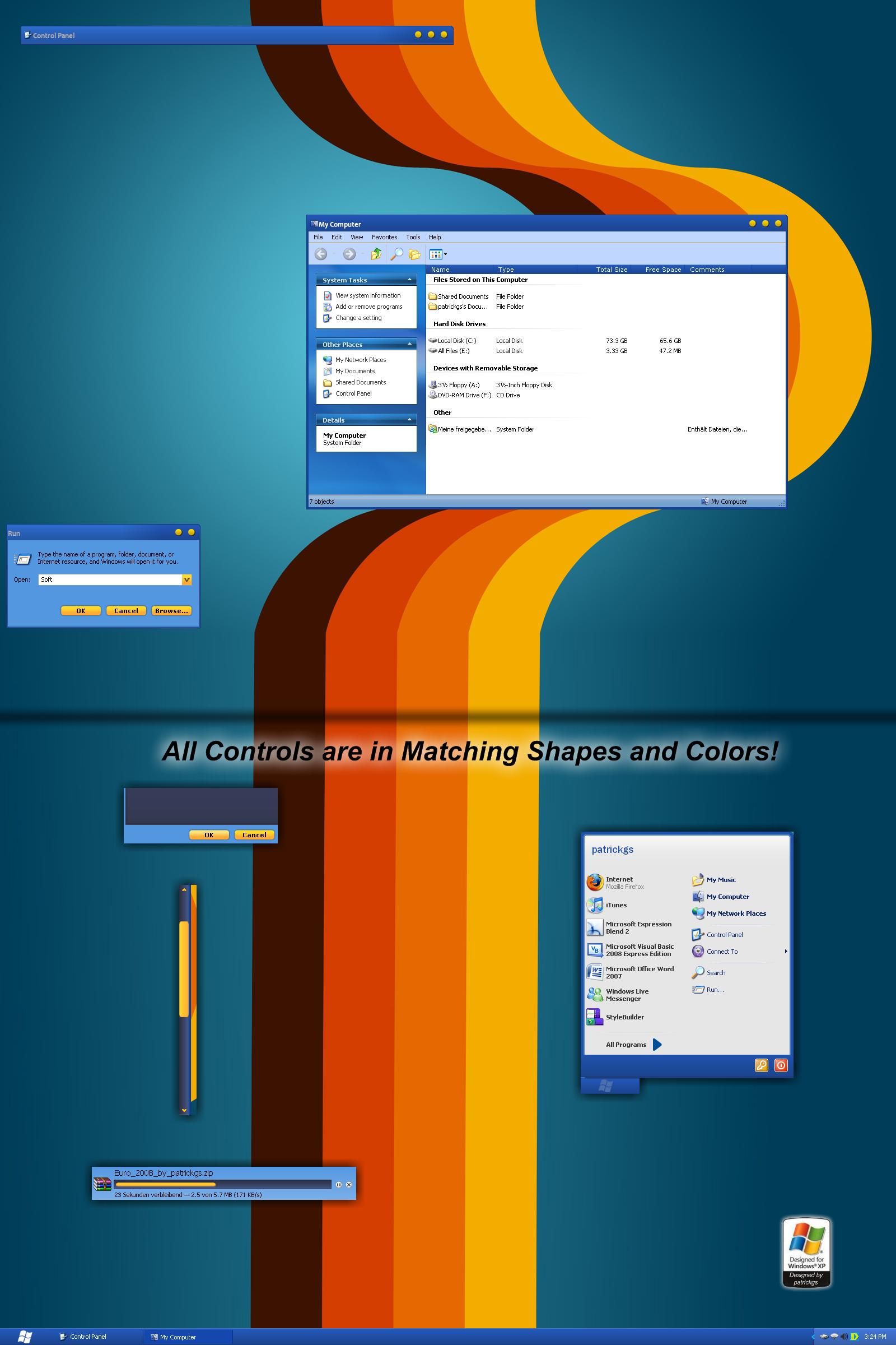 SoftXP by patrickgs