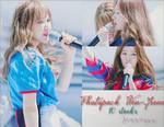 160103. Photopack WENDY - IRENE Red Velvet
