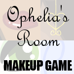 Ophelia's Room - Make-Up Game by that-cat