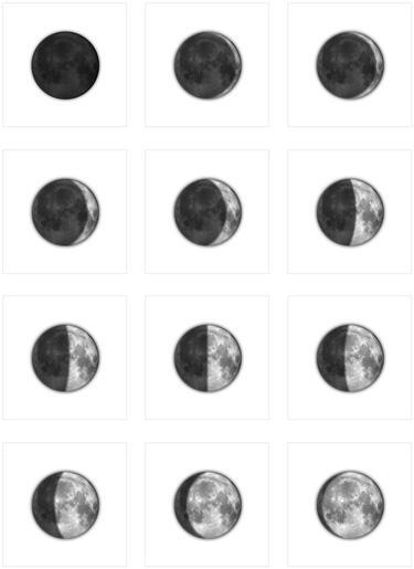 Presto's Moon Phases by Presto-X