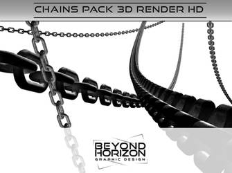 Pack Chains 2015 by Bey0ndhorizon