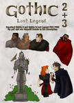 Gothic 2+3 Lost Legend ENG. ZIP by Sinsitra