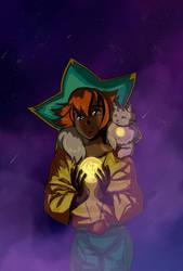 Spiritfarer Glowing light