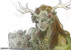 SSD Patreon - Keyleth