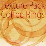 Coffee rings Texture pack