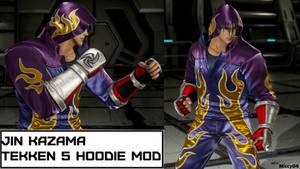 Tekken5 Jin Kazama MOD