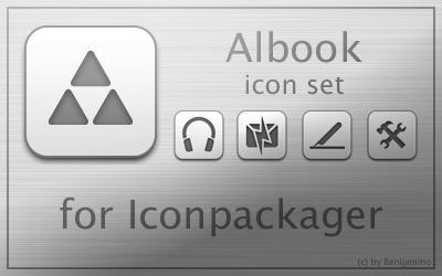Albook Iconset by Benijamino