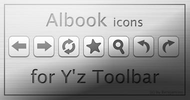 Albook for Y'z Toolbar