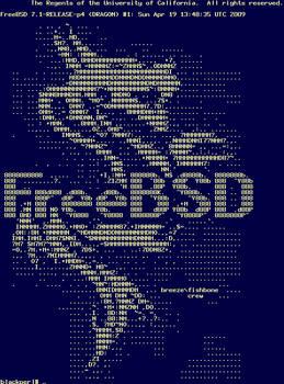FreeBSD Dragon