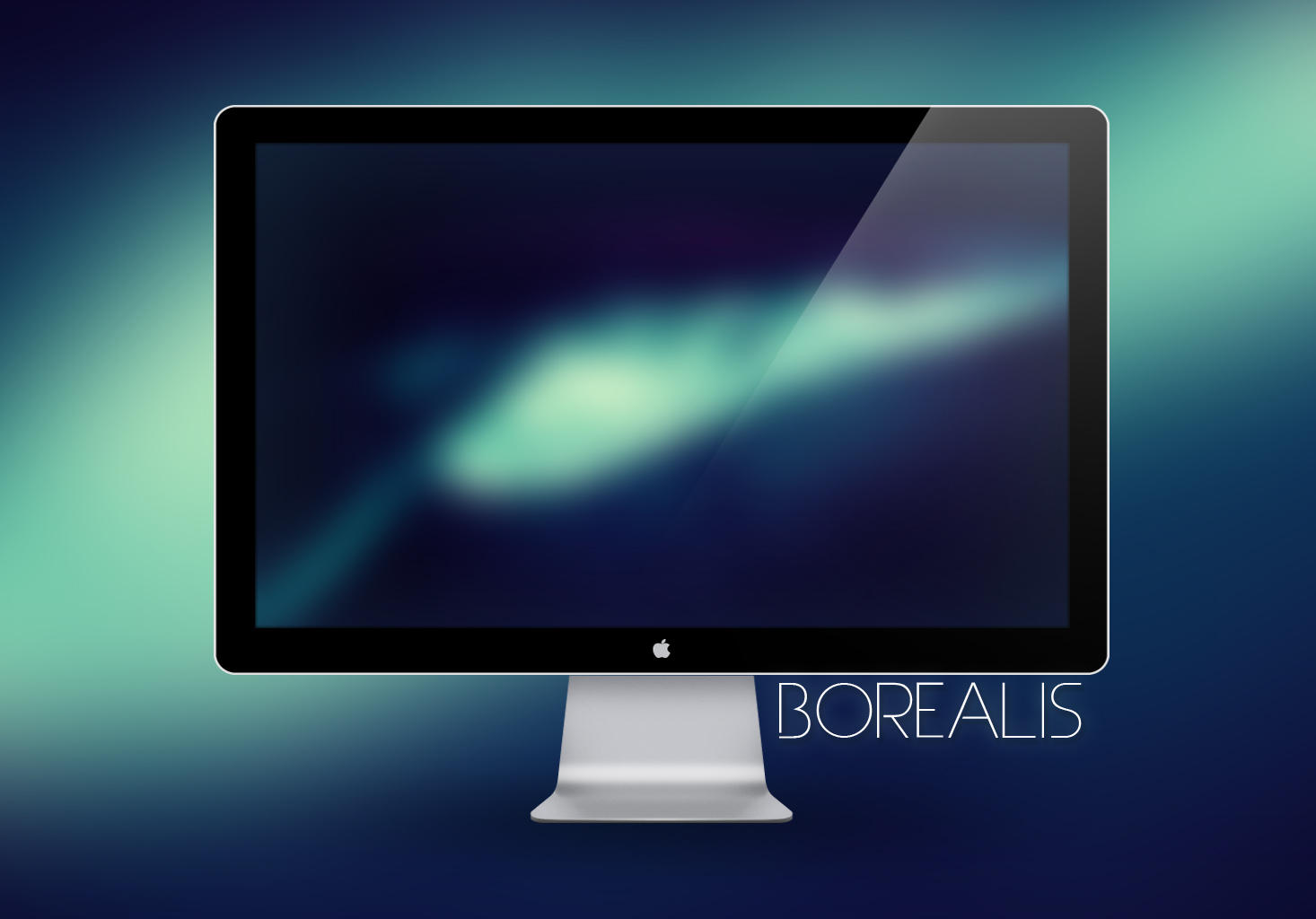 Borealis - Shades of Blue by spookd13