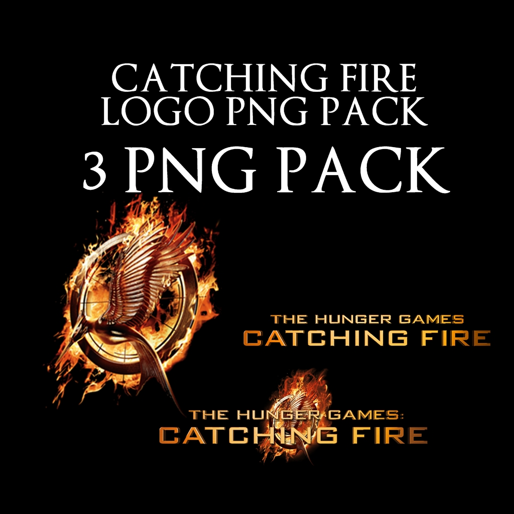 catching fire logo png pack by movieposteredits on deviantart