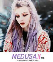 MEDUSAII psd by AmyWarhol