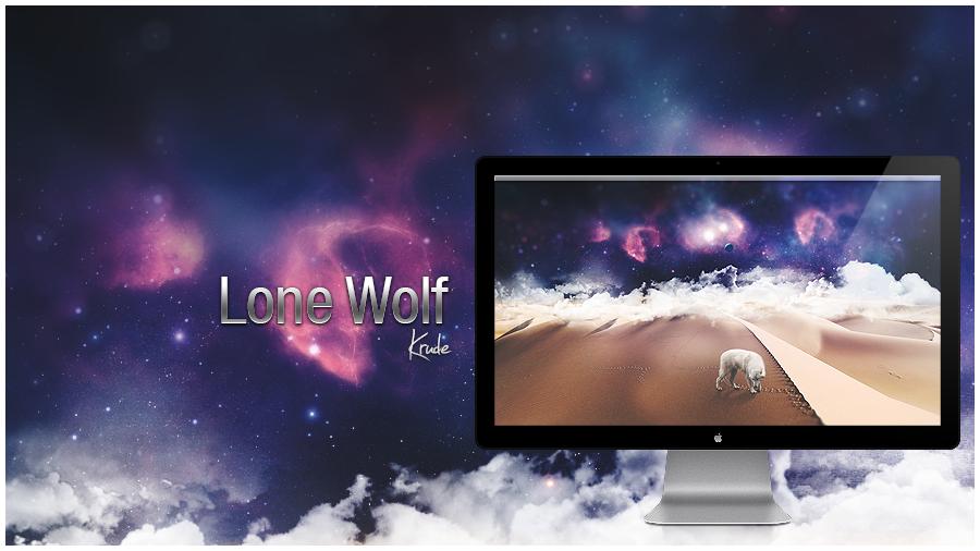 Lone Wolf by Krud3
