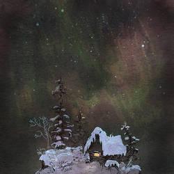 Aurora Borealis (ANIMATED) by ullakko