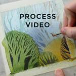 Process video: Wandering Hues