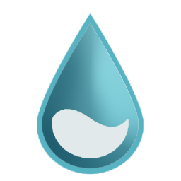 Aqua Rainmeter Icon