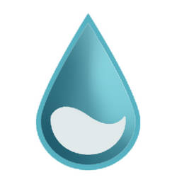Aqua Rainmeter Icon by smurfier