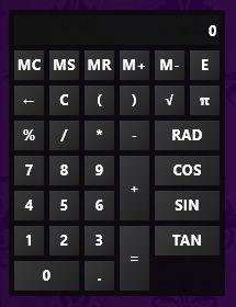 RainCalc 2.0