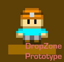 DropZone Game Prototype