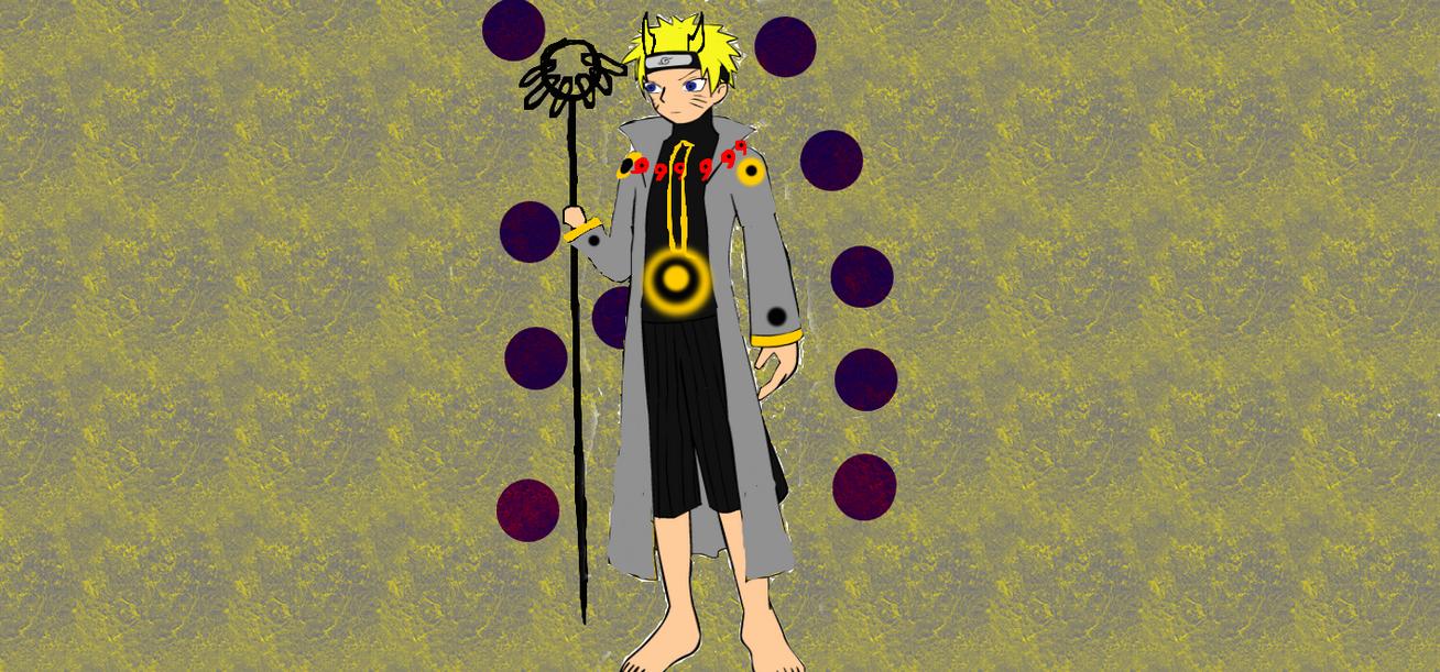 Naruto (Ten Tails Mode) Naruto Final Sage by animemaster5724 on ...
