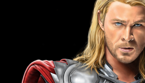 Thor: God of Thunder by guen20