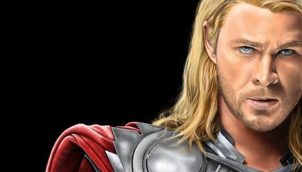 Thor: God of Thunder by guen20