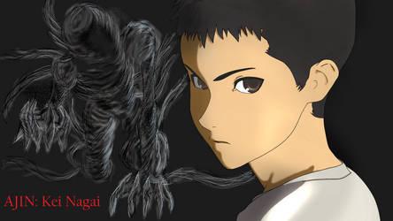Ajin: Kei Nagai by PJS3rd10