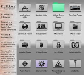 Pro Folders by musicworker