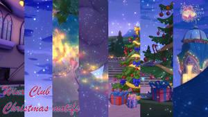 Christmas motifs (1080p HD)