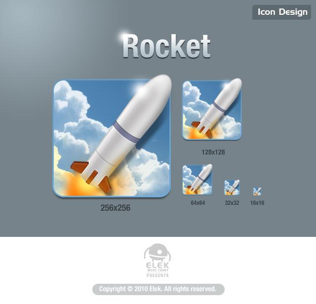 Rocket by ElekChen