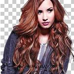 Demi Lovato 1 - PSD